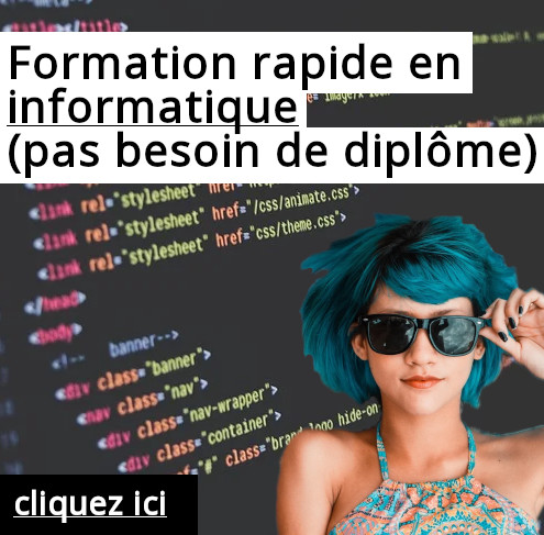 formation sans diplome informatique